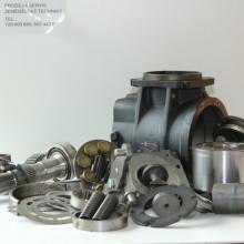 Opravy hydromotorů a hydročerpadel
